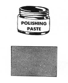 silver polishing paste