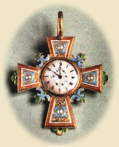 rare vintage clock