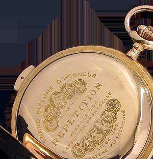 old watch manufacturer determination