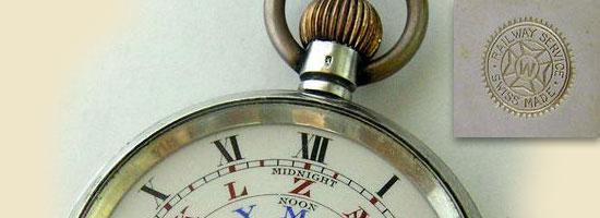 railroad pocket watches, railways timepiece
