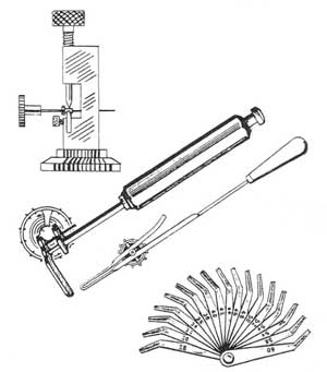 cannon pinion tool