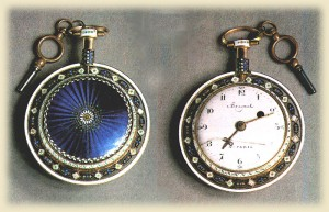 Breguet clocks
