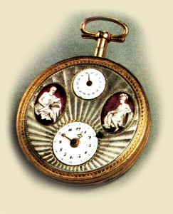 antique timepieces Breguet