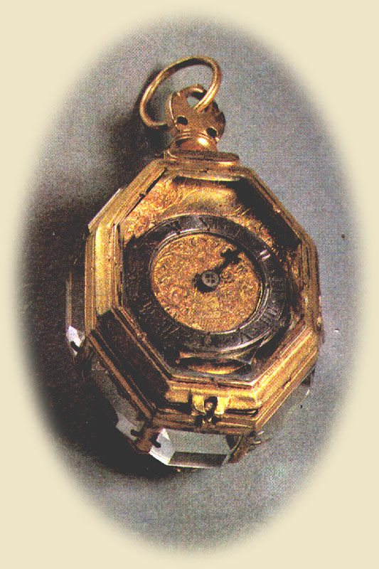 16th Century Watches The 16th Century in Blois
