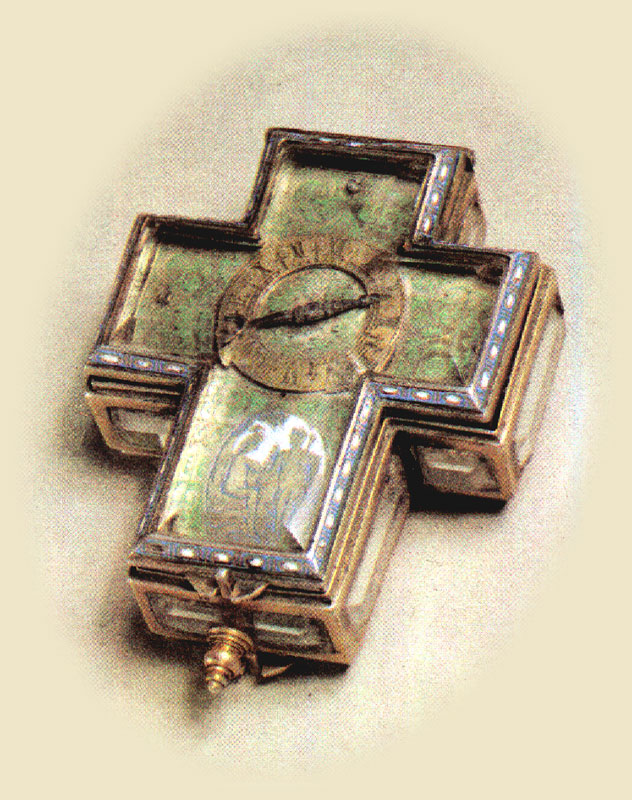 16th Century Watches Abbess' Watch Late 16th