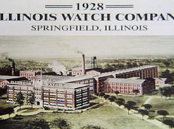 Illinois Springfield Watch Company