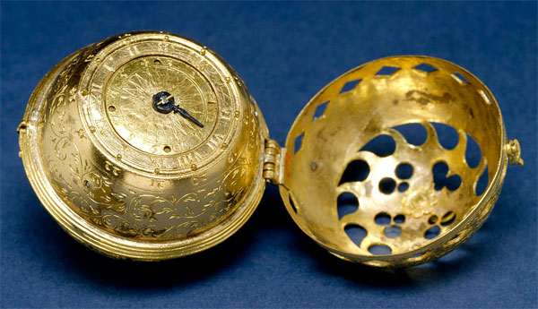 Nuremberg egg watch
