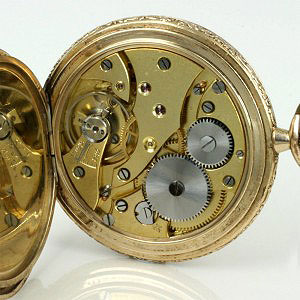 Portable watch mechanizm