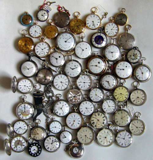 How to determine old watch manufacturer and age